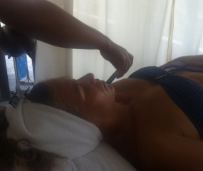 Gili Air massages in Indonesia