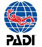 Padi logo Oceans 5 dive resort Indonesia