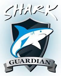Shark guardian logo Dive Resort Oceans 5 Indonesia